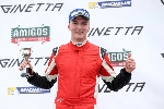 3rd in Race 1 of Brands Hatch Opener